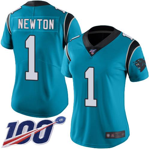 cheap nfl jerseys ireland Women\u2019s Carolina Panthers #1 ...